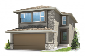 New home in COLBOURNE 2 in Walden, 1,963 SQFT, 3 Bedroom, 2.5 Bath, Starting at 517,000 - Cardel Homes Calgary