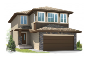 New home in BEAUFORT in Walden, 2,115 SQFT, 3 Bedroom, 2.5 Bath, Starting at 528,000 - Cardel Homes Calgary