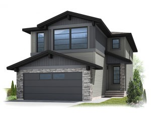 New home in COLBOURNE 4 in Walden, 2,108 SQFT, 3 Bedroom, 2.5 Bath, Starting at 533,000 - Cardel Homes Calgary