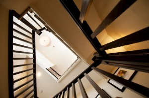 Berkshire 2 - A4 Chateau Gallery - Berkshire 2 Stairwell  - 2,549 sqft, 4 Bedroom, 2.5 Bathroom - Cardel Homes Ottawa