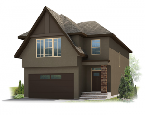 New home in HAWTHORNE 3 in Walden, 2,675 SQFT, 3 Bedroom, 2.5 Bath, Starting at 575,000 - Cardel Homes Calgary