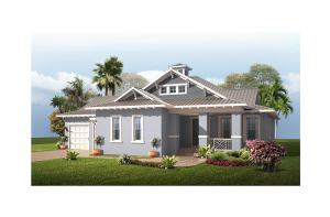 New home in WILSHIRE in MiraBay, 2,989 - 3,170 SQFT, 4 Bedroom, 3 Bath, Starting at 509,990 - Cardel Homes Tampa