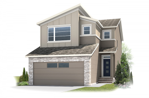 New home in STANTON in Walden, 1,672 SQFT, 3 Bedroom, 2.5 Bath, Starting at 461,000 - Cardel Homes Calgary