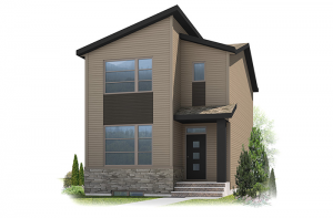 New home in ALDER in Walden, 1,307 SQFT, 3 Bedroom, 2.5 Bath, Starting at 394,000 - Cardel Homes Calgary