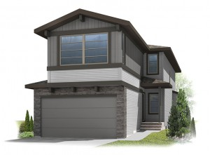 New home in ESSEX in Walden, 2,002 SQFT, 3 Bedroom, 2.5 Bath, Starting at 530,000 - Cardel Homes Calgary