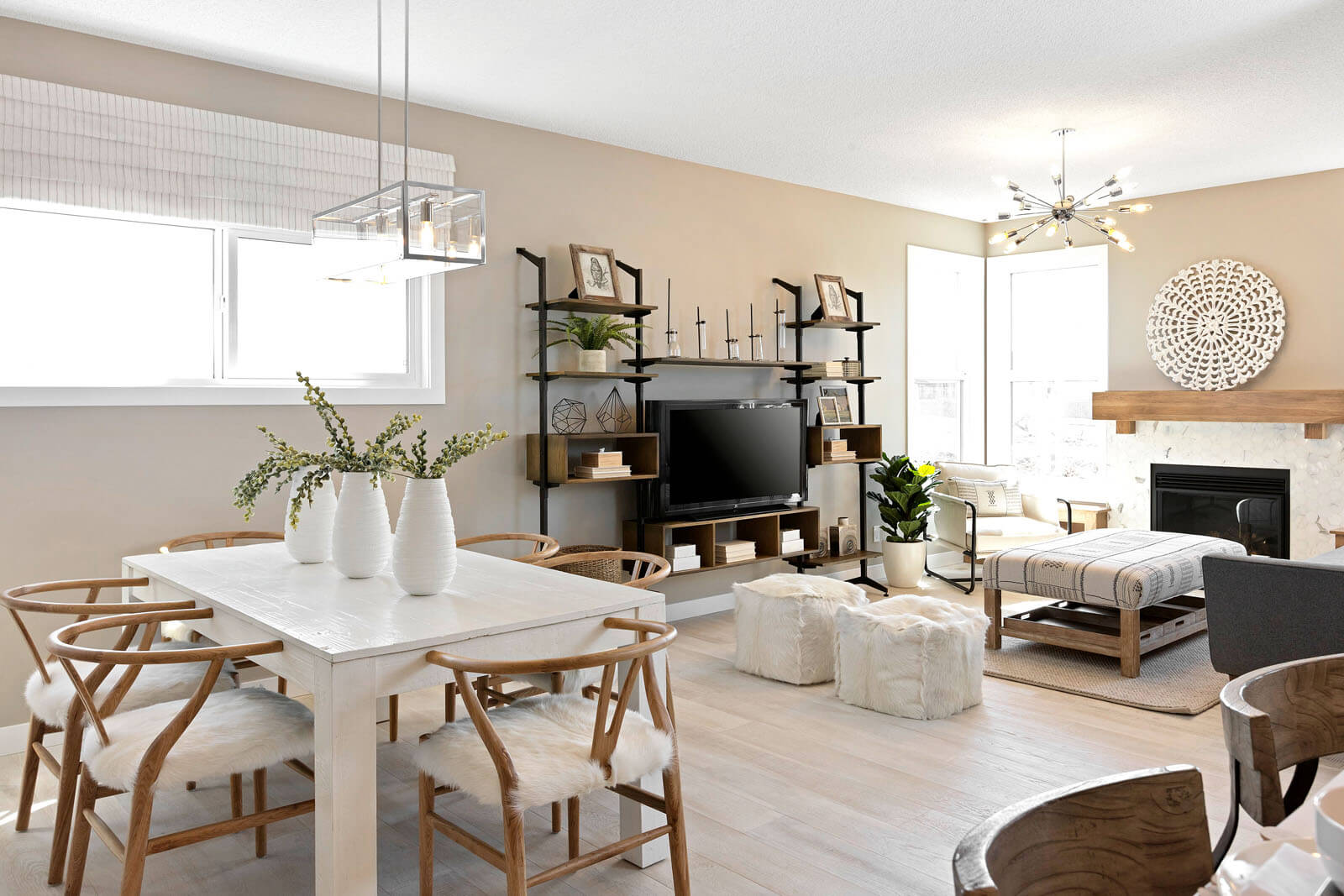 New Calgary  Model Home Sereno 2 in Walden, located at 333 Walgrove Terrace SE Built By Cardel Homes Calgary
