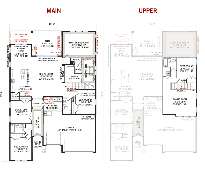 New Tampa Single Family Home Quick Possession Endeavor 3 Floorplan in FishHawk Ranch, located at 6007 Quartz Lake Way<br /> Lithia, FL, 33547<br />  Built By Cardel Homes Tampa