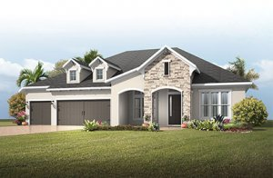 New home in SAVANNAH in Bexley, 3,308 SQ FT, 4 Bedroom, 3 Bath, Starting at 489,990 - Cardel Homes Tampa