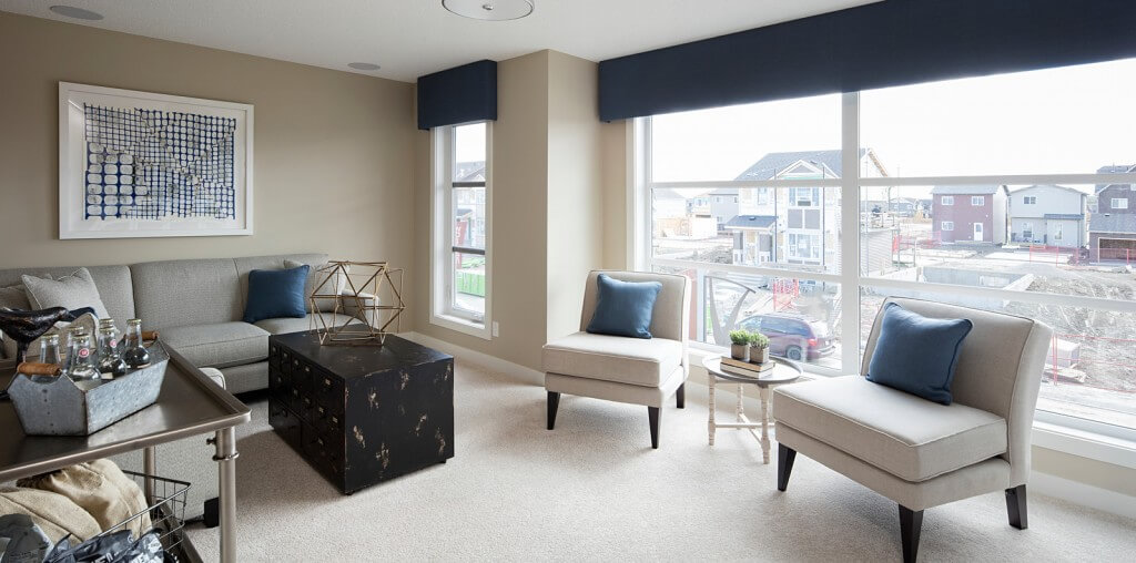 New home model Essence in Walden, Calgary by Cardel Homes