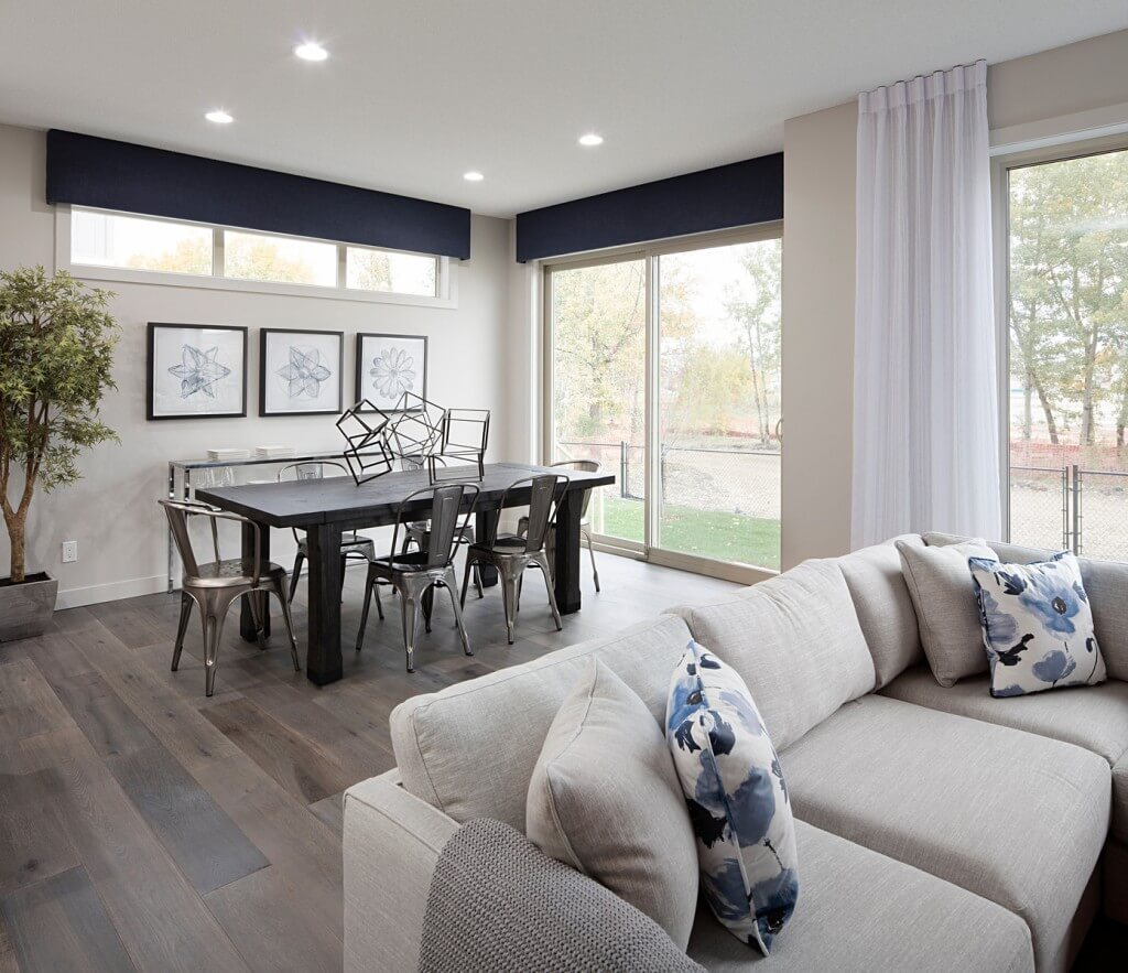 New home model Tandem Bay 2 in Walden, Calgary by Cardel Homes