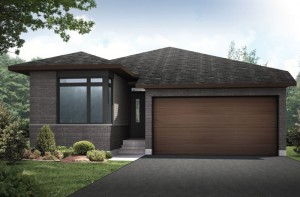 New home in CAPELLA 2 in Blackstone in Kanata South, 1,611 SQ FT, 2 Bedroom, 2 Bath, Starting at 458,000 - Cardel Homes Ottawa