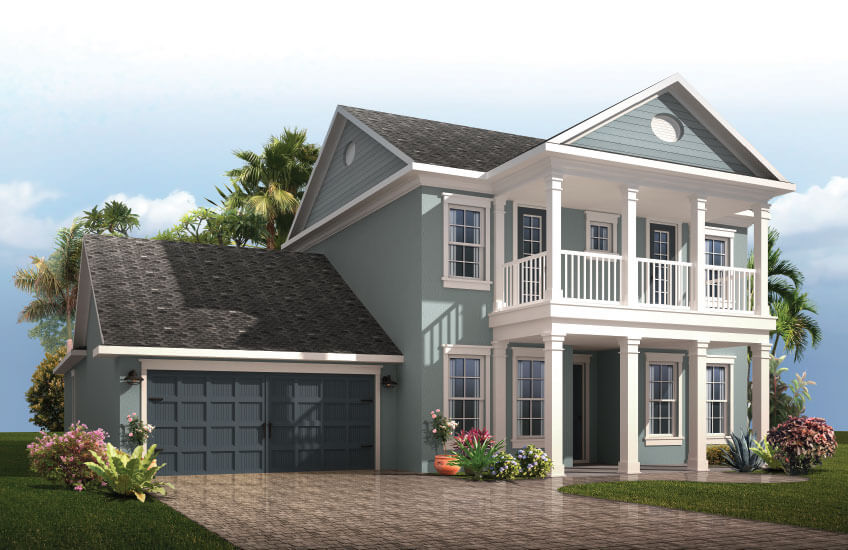 New Tampa Single Family Home Quick Possession ENDEAVOR 2 in FishHawk Ranch, located at 5820 SHELL RIDGE DRIVE<br />