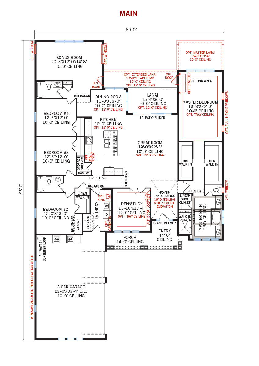 New Tampa Single Family Home Quick Possession Galante Floorplan in Bexley, located at 16697 COURTYARD LOOP<br /> LAND O LAKES, FL, 34638 Built By Cardel Homes Tampa