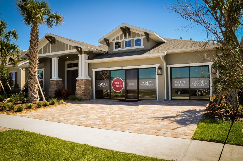 Cardel model home hours