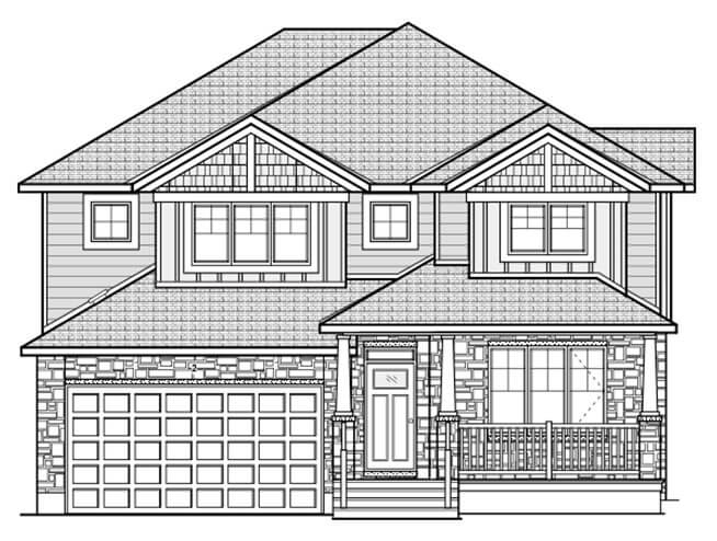 oxford-elevation-modelhome