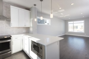 cardel homes calgary quick possession savanna cobalt 1 04 Calgary Paired Home Quick Possession Cobalt 1 in Walden, located at 1310 Walden Drive SE Built By Cardel Homes Calgary