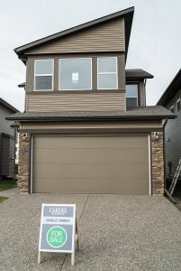 Spackman Digital 06678  Calgary Single Family Home Quick Possession Sandhurst 2 in Walden, located at 44 Walgrove Gardens SE Built By Cardel Homes Calgary