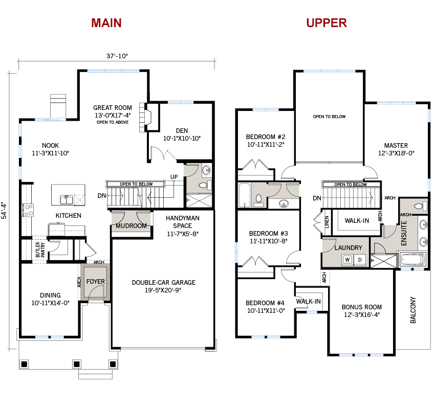 New Ottawa Single Family Home Quick Possession Aberdeen Floorplan in Blackstone in Kanata South, located at 303 Oxer Place, Kanata, ON Built By Cardel Homes Ottawa