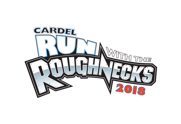 Cardel Run With the Roughnecks event. January 28, 2018.