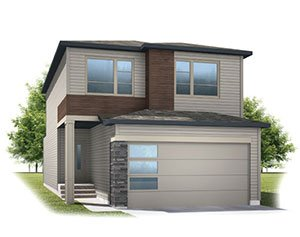 New home in INVIS 2 in Walden, 1,710 SQFT, 3 Bedroom, 2.5 Bath, Starting at 446,000 - Cardel Homes Calgary