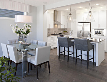 The Essence - 2,013 sq ft - 3 bedrooms - 2.5 Bathrooms -   - Cardel Homes Calgary