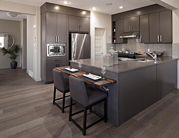 The Harmony - 2,053 sq ft - 3 bedrooms - 2.5 Bathrooms -   - Cardel Homes Calgary