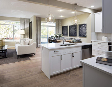 The Esssence - 2,013 sq ft - 3 bedrooms - 2.5 Bathrooms -  Visit this home in Walden - http://www.cardelhomes.com/calgary/communities/walden  - Cardel Homes Calgary