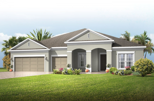 New home in HENLEY in Bexley, 3,000 - 3,939 SQ FT, 4-5 Bedroom, 3-4 Bath, Starting at 474,990 - Cardel Homes Tampa