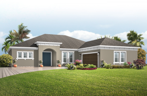 New home in MARTIN in Bexley, 2,533 - 2,805 SQ FT, 3-4 Bedroom, 3 Bath, Starting at $394,990 - Cardel Homes Tampa