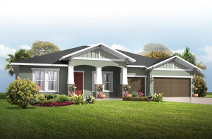 New home in WESLEY in Bexley, 2,830 - 3,228 SQ FT, 4 Bedroom, 3-4 Bath, Starting at 454,990 - Cardel Homes Tampa