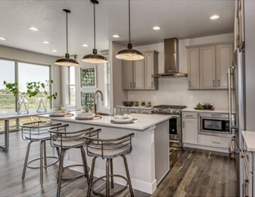 The Jett - 2,703 sq ft - 4 bedrooms - 3.5 Bathrooms -  Visit this home in Westminster Station  - Cardel Homes Denver