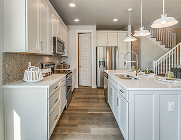 The Voletta - 1,554 sq ft - 2 bedrooms - 2.5 Bathrooms -  Visit this home in Westminster Station  - Cardel Homes Denver