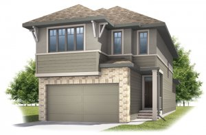 New home in COTTONWOOD in Shawnee Park, 1,914 SQ FT, 3 Bedroom, 2.5 Bath, Starting at 643,000 - Cardel Homes Calgary