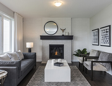 The Montage - 2,020 sq ft - 3 bedrooms - 2.5 Bathrooms -  Visit this home in Blackstone  - Cardel Homes Ottawa