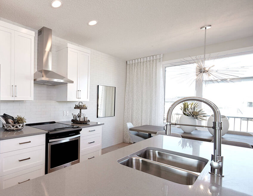 The Alder 2 - 1,408 sq ft - 3 bedrooms - 2.5 Bathrooms -  Visit this home in Walden  - Cardel Homes Calgary