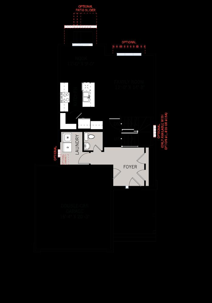 Base floorplan of Ashmont_A3_Modern_Urban_700x460 - 1,716 sqft, 3 - 4 Bedroom, 2.5 Bathroom - Cardel Homes Ottawa