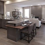 Harmony - Urban Modern F2 Gallery - 0840  - 2,053 sqft, 3 Bedroom, 2.5 Bathroom - Cardel Homes Calgary