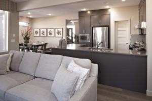 Harmony - Urban Modern F2 Gallery - 0864  - 2,053 sqft, 3 Bedroom, 2.5 Bathroom - Cardel Homes Calgary
