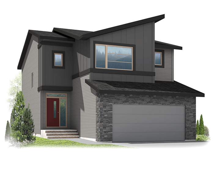 New home in HARMONY in Walden, 2,053 SQFT, 3 Bedroom, 2.5 Bath, Starting at 490,000 - Cardel Homes Calgary