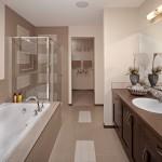Bayview 3 - Urban Modern F3 Gallery - Bayview 3 Ensuite  - 2,139 sqft, 3 Bedroom, 2.5 Bathroom - Cardel Homes Calgary