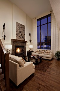 Bayview 3 - Urban Modern F3 Gallery - Bayview 3 Great Room 2  - 2,139 sqft, 3 Bedroom, 2.5 Bathroom - Cardel Homes Calgary