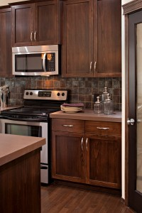Bayview 3 - Urban Modern F3 Gallery - Bayview 3 Kitchen 3  - 2,139 sqft, 3 Bedroom, 2.5 Bathroom - Cardel Homes Calgary