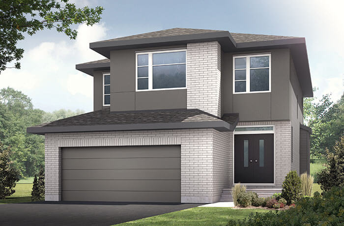 New home in MONTAGE in Blackstone in Kanata South, 2,031 SQFT, 3 - 4 Bedroom, 2.5 Bath, Starting at 730,000 - Cardel Homes Ottawa