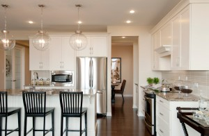 Berkshire 2 - A1 Canadiana Gallery - Berkshire 2 Kitchen 2  - 2,570 sqft, 4 Bedroom, 2.5 Bathroom - Cardel Homes Ottawa