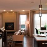 Inverness 2 - A5 Chateau Gallery - Inverness 2 Kitchen 2  - 2,148 sqft, 3 Bedroom, 2.5 Bathroom - Cardel Homes Ottawa