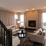 Inverness 2 - A5 Chateau Gallery - Inverness 2 Living  - 2,148 sqft, 3 Bedroom, 2.5 Bathroom - Cardel Homes Ottawa