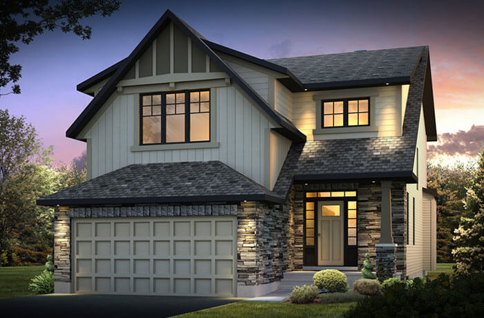 New home in INVERNESS 2 in Blackstone in Kanata South, 2,148 SQFT, 3 Bedroom, 2.5 Bath, Starting at  - Cardel Homes Ottawa