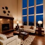 North Hampton - A4 Canadiana Gallery - North Hampton Living 2  - 2,413 sqft, 3 - 4 Bedroom, 2.5 - 3.5 Bathroom - Cardel Homes Ottawa