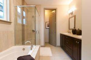 North Hampton - A4 Canadiana Gallery - North Hampton Master Bath 3  - 2,413 sqft, 3 - 4 Bedroom, 2.5 - 3.5 Bathroom - Cardel Homes Ottawa