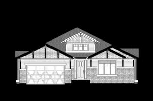 Durango - Craftsman Elevation - 2,285 sqft, 3 Bedroom, 2 Bathroom - Cardel Homes Denver